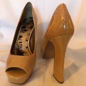 Sam Edelman platform shoes